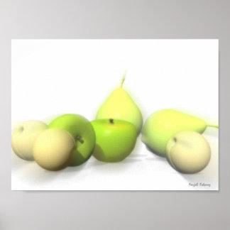 Früchte Poster