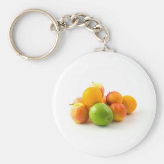 Früchte Schlüsselanhänger
