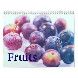 Früchte Wandkalender