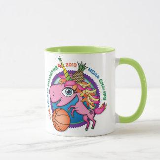 Fruchtige Unicorn-Kaffee-Tasse Tasse