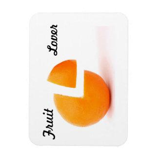 Fruchtliebhaber-Fotomagnet Magnet