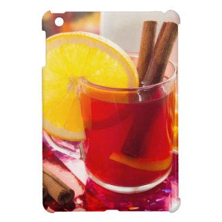Fruchtzitrusfruchttee mit Zimt und Orange iPad Mini Hülle