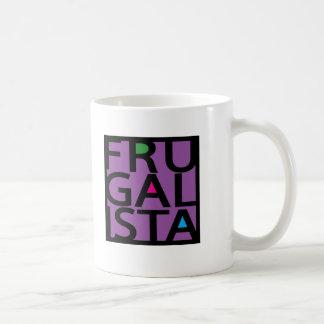 FRUGALISTA/PURPLE KAFFEETASSE
