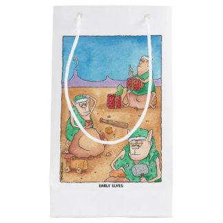 Frühe Elf-Geschenk-Tasche Kleine Geschenktüte