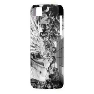 Früher Achtzigerjahre Aufzeichnungs-Speicher iPhone 5 Cover