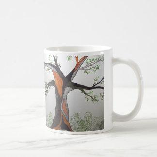 Frühjahr Kaffeetasse