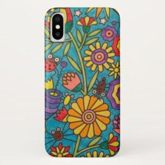 Frühjahr-Telefon-Kasten iPhone X Hülle