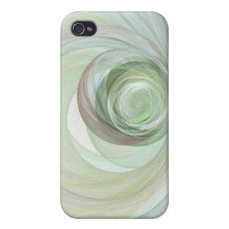 Frühling abstrakt schutzhülle fürs iPhone 4