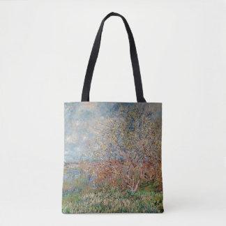 Frühling Claude Monets |, 1880-82 Tasche
