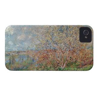Frühling Claude Monets   iPhone 4 Hülle