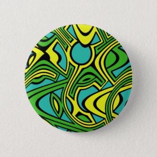 Frühling Runder Button 5,1 Cm