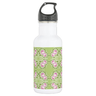 Frühlings-Blume Edelstahlflasche