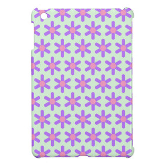 Frühlings-Blume mit Ziegeln gedeckte Hexe MiniiPad iPad Mini Cover