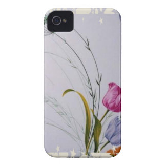Frühlings-Blumen Case-Mate iPhone 4 Hüllen