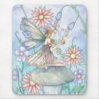 Frühlings-Blumen-feenhafte Kunst durch Molly Mousepad