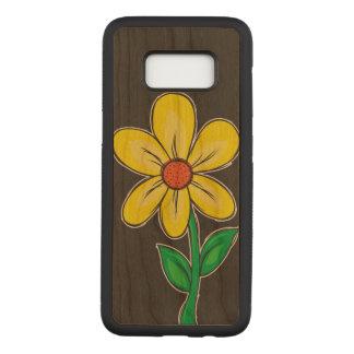 Frühlings-Blumen-Illustration Carved Samsung Galaxy S8 Hülle