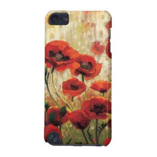 Frühlings-Blumen in einem Garten iPod Touch 5G Hülle