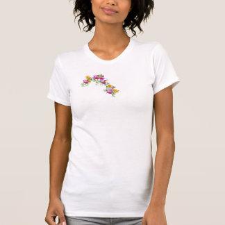 Frühlings-Blumen T-Shirt
