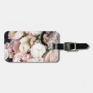 Frühlings-Blumenstrauß im Pastell Kofferanhänger