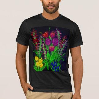 Frühlings-Blüten durch S Ambrose T-Shirt