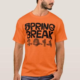 Frühlings-Bruch-Puerto- VallartaT - Shirt 2011