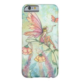 Frühlings-Fantasie-feenhafte Schmetterlings-Kunst Barely There iPhone 6 Hülle