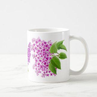 Frühlings-Fliedern Tasse