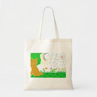 Frühlings-Garten-Taschen-Tasche Tragetasche