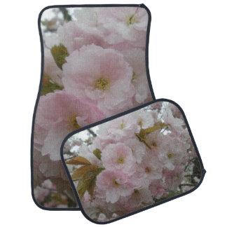Frühlings-Pinky Auto-Boden-Matten (volles Set) Autofußmatte