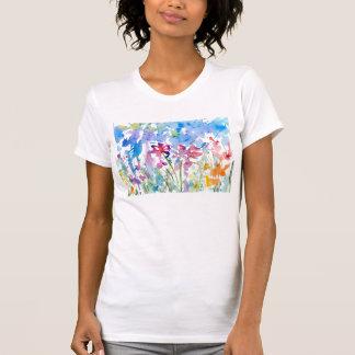 '' Frühlings-Schwingungen '' T-Shirt