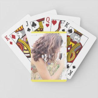 Frühlings-Spielkarten Spielkarten