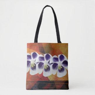 Frühlings-Stimmungs-geometrischer Tasche