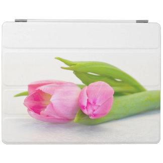 Frühlings-Tulpe iPad Hülle