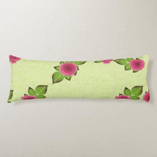 Frühlings-u. Sommer-Wassermelone-Rosen Seitenschläferkissen