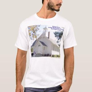 Frühlings-Waldungs-Methodist-T-Shirt T-Shirt