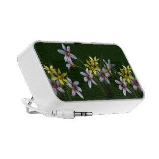 Frühlings-Wildblumen-Lautsprecher
