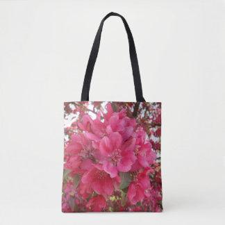 Frühlings-Zeit-Blumen-Taschen-Tasche Tasche