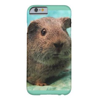 Frühlings-Zeit-Meerschweinchen-Telefon-Kasten Barely There iPhone 6 Hülle