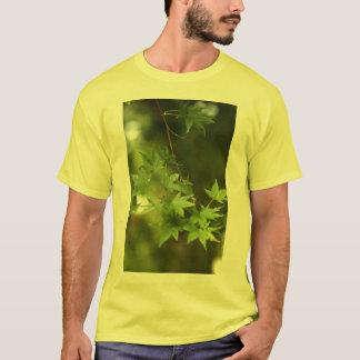 Frühlingsblatt T-Shirt