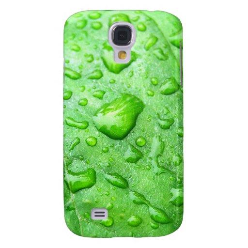Frühlingsregen iphone 3G/3GS Fall Galaxy S4 Hülle