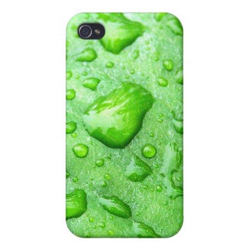 Frühlingsregen iphone 4 Fall iPhone 4/4S Hülle