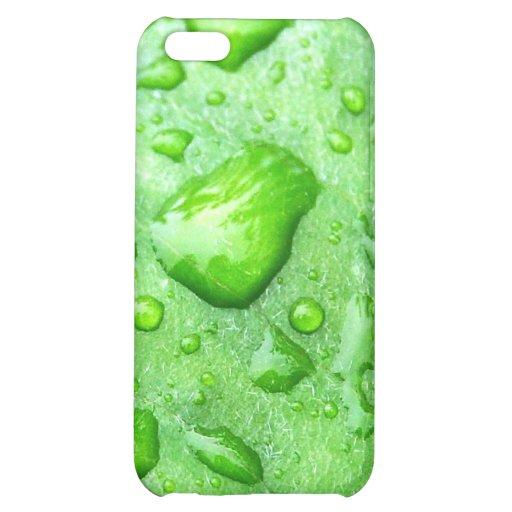 Frühlingsregen iPhone 5C Hülle