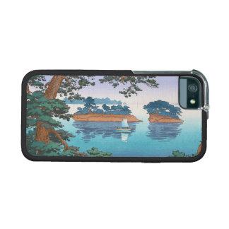 Frühlingsregen, Matsushima japanische waterscape iPhone 5 Hüllen