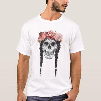 Frühlingsschädel T-Shirt