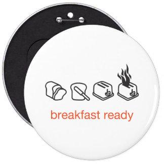 Frühstück bereit button