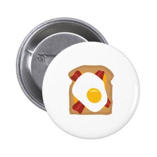 Frühstück Runder Button 5,1 Cm