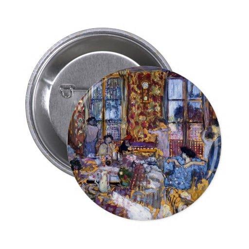 Frühstück Edouard Vuillard- bei Villerville Buttons