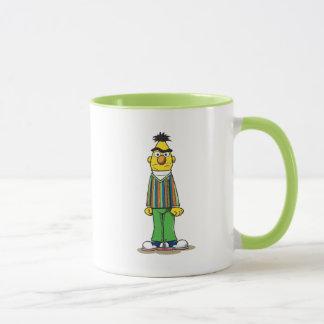 Frustrierter Bert Tasse