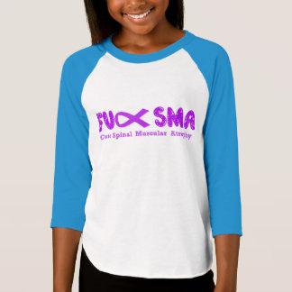 Fu SMA Bewusstseins-Band lila T-Shirt