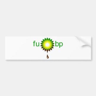 FUBP AUTOAUFKLEBER